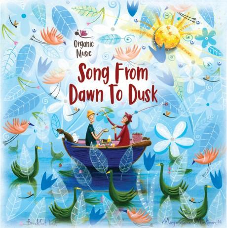 Songs from Dawn to Dusk - אלבום חדש וראשון באנגלית!